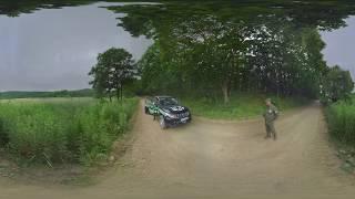 видео: Рейд охотнадзора Приморского края 360