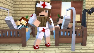 Minecraft The Sims Craft Ep.191 - Authentic e Jazz no HOSPITAL !!