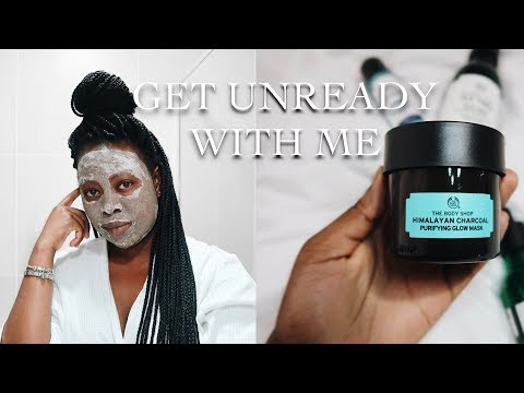 GET UNREADY WITH ME | Night Time Skin Care Routine | Christine Gama