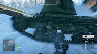 Battlefield V - Grand Operations Day 2 Fall of Norway: Support Class (Ammo, Fortify, Repair) (2018)
