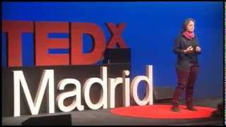 Neither a man or a woman: Violeta Assiego at TEDxMadrid