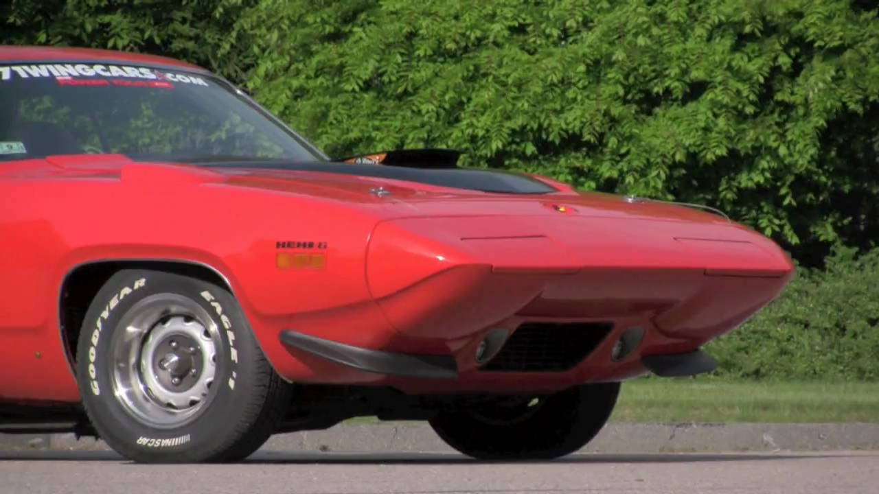 1971 Plymouth Super Bird Owned By Gary Amp Pam Beineke Youtube