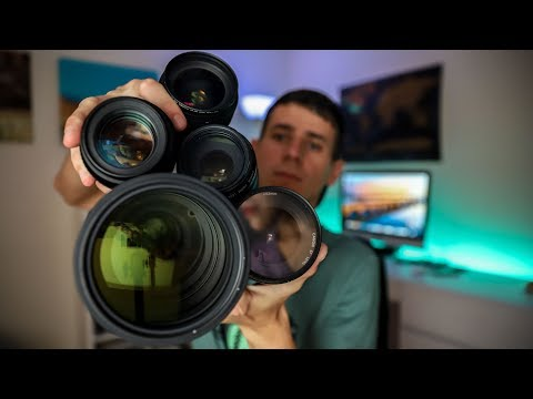 BEST LENSES FOR TRAVEL PHOTOGRAPHY | CANON
