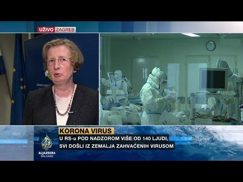 Markotić: Širenje korona virusa nije moguće zaustaviti u potpunosti