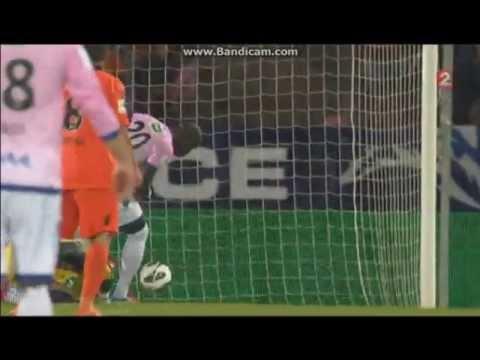 Temps Forts – Evian TG VS FC Lorient (4 – 0 ) – Coupe de France – Demi-Finale