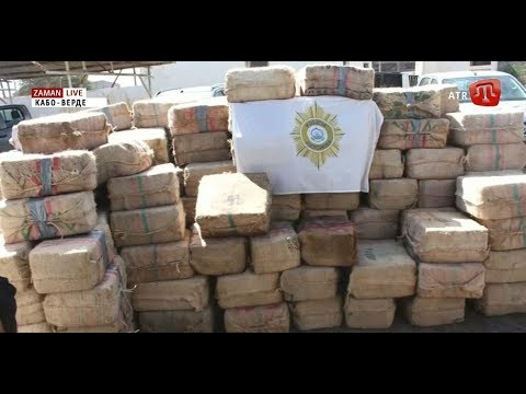 Наркорейс в Кабо-Верде: російських моряків схопили за перевозку 9,5 тонн кокаїну