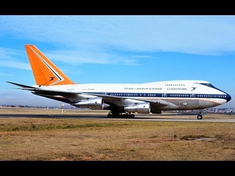 Springbok in the Sky EP3 South African Airlines History