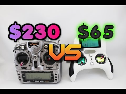 WHAT IS BETTER? Turnigy Evolution Vs FrSky Taranis. REVIEW Turnigy Evolution radio review