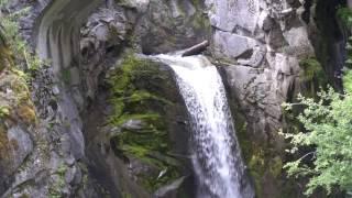 Mt. Rainier National Park Waterfalls