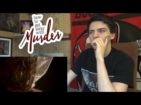 How to Get Away with Murder - Season 2 Episode 1 PREMIERE (REACTION) 2x01