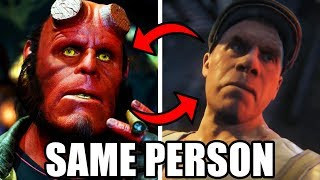 5 Famous Actors YOU DIDN'T KNOW were in Call of Duty Zombies! - Black Ops 3 Zombies & More!