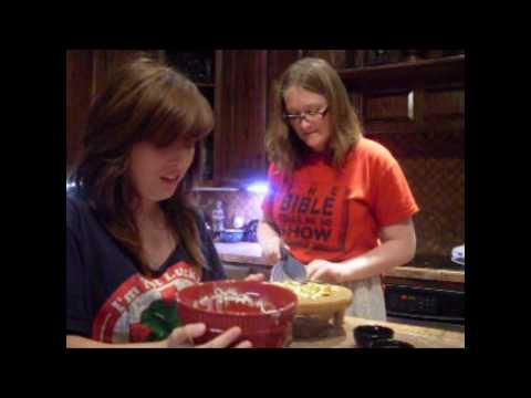 How To Make Mrs Bean S Famous Nutmeg Ginger Apple Snaps Part 1 Youtube