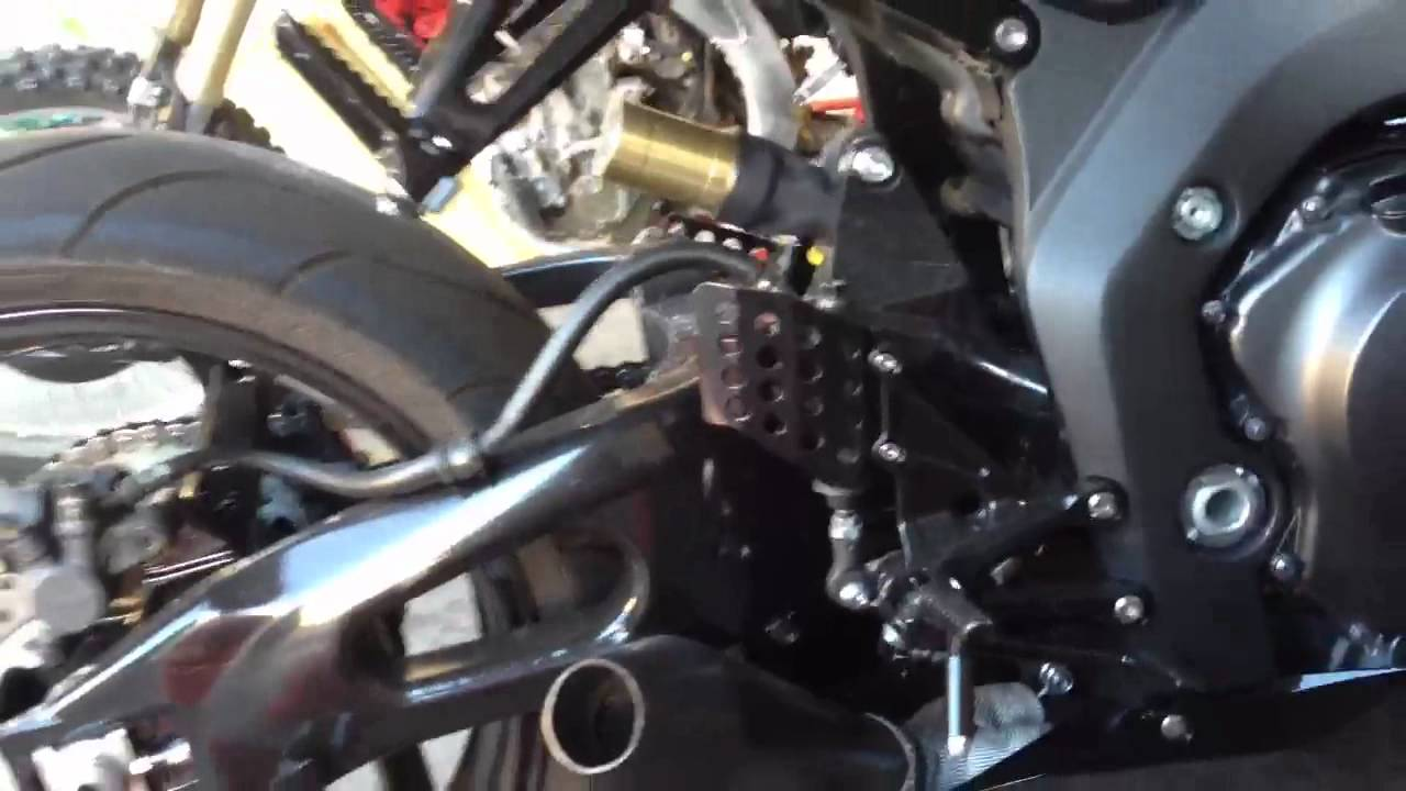 2006 Cbr 1000rr With Custom Gp Exhaust Youtube