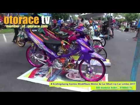 Kontes Modifikasi Motor Kediri Dan Car Meet Up 2017