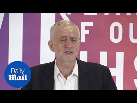 Jeremy Corbyn: Danny Dyer
