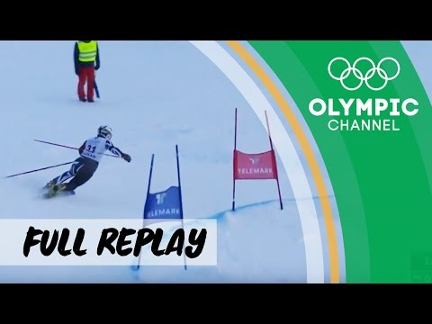 Sprint, 2nd Run - Telemark Skiing | RE-LIVE | FIS 2017 World Cup