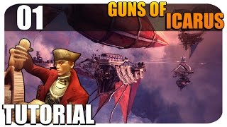 Guns Of Icarus Online - Basics Tutorial