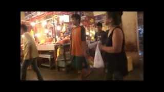 2012.10.28 マクタン島のラプラプ・シティのマーケットの風景