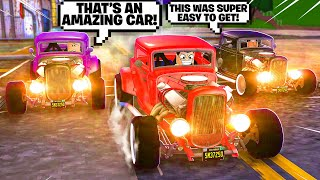 HOW TO GET TΗE NEW HOTROD FAST IN CAR DEALERSHIP TYCOON!!!