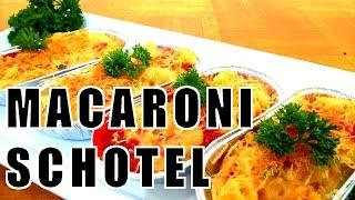 Resep Cara Membuat Macaroni Schotel