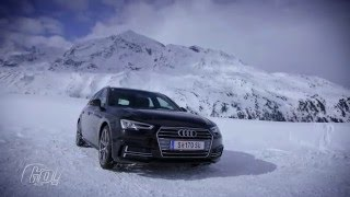 S wie Schnee | Audi A4 Avant | der Test