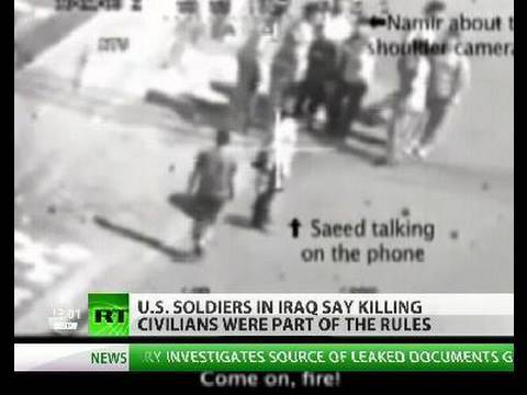 Pentagon's Skeletons: WikiLeaks puts war crimes in spotlight