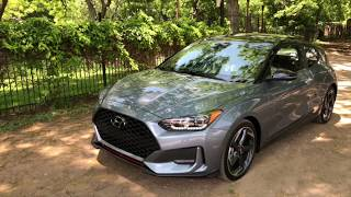 Best Detailed Walkaround 2019 Hyundai Veloster