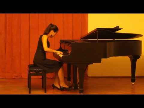 L. van Beethoven- Sonata no.3 C dur 4th movement- Rondo Graciozo  Marina Simeonova