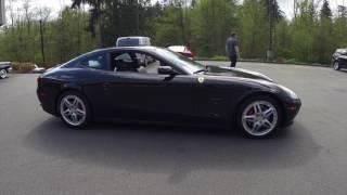 видео 2007 Ferrari 612 Scaglietti