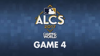 ALCS Game 4 Preview: HOU Astros (Oct. 17)