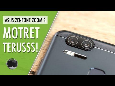 ASUS ZenFone Zoom S Quick Review: Jago Motret, Baterai Awet