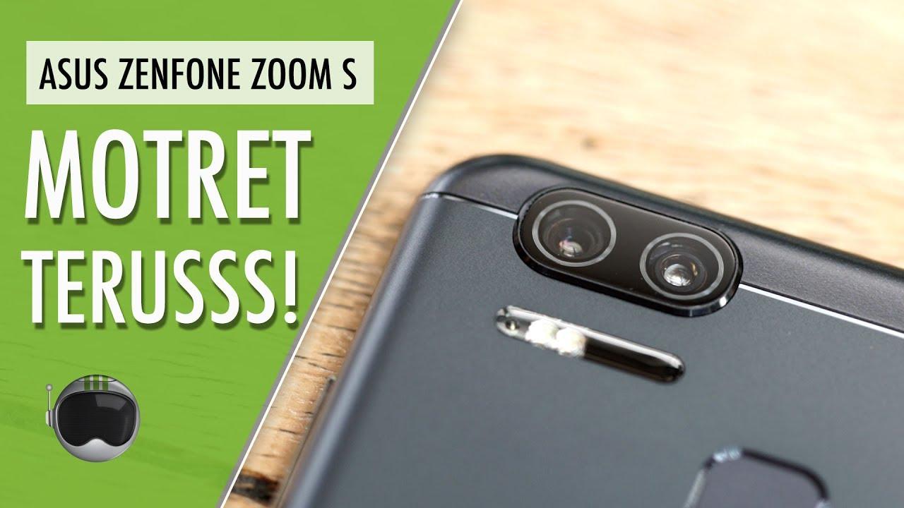 ASUS ZenFone Zoom S Quick Review Jago Motret Baterai