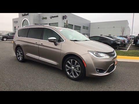 2017 Chrysler Pacifica Springfield, Woodbridge, Fairfax, Alexandria, Arlington, VA R508706A