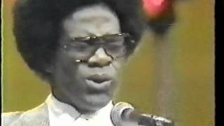 AL GREEN Interview YOU OUGHT TO BE WITH ME / HOW CAN YOU MEND [LIVE]