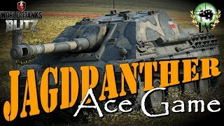 Jagdpanther Ace Game 3k Radley Walter  Road to tier X German Tank Destroyers  WoT Blitz