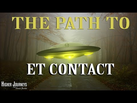 The Path to (E.T.) Contact feat. Victoria GeVoian - May 2018