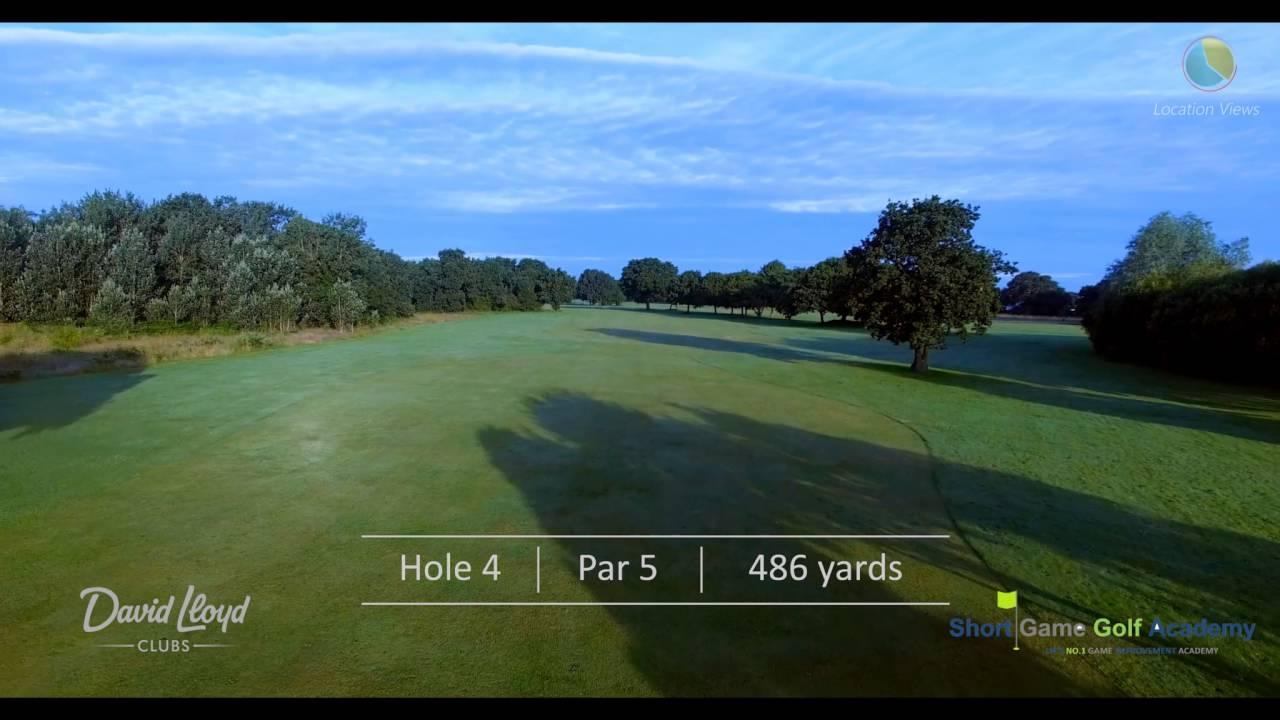 David Lloyd Golf Hampton | Golf at David Lloyd Hampton
