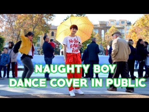 [KPOP IN PUBLIC CHALLENGE SPAIN] Naughty Boy(청개구리) PENTAGON Dance Cover By Kumo [KIH]