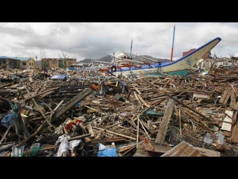 """Super Typhoon Haiyan: Live from the Philippines"" - Biblical Health Radio"