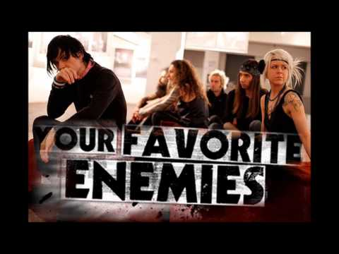 Клип Your Favorite Enemies - Sunset Blow