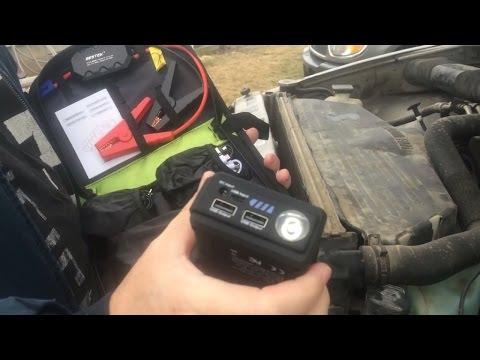BESTEK 600 Amp Portable Jump Starter