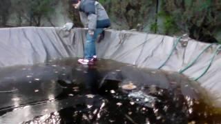 pool ice skating [FAIL]