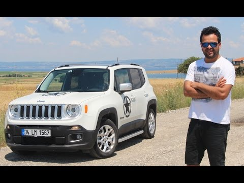 test jeep renegade youtube. Black Bedroom Furniture Sets. Home Design Ideas