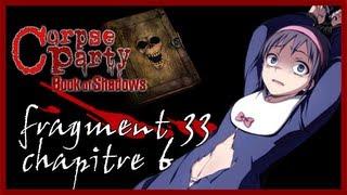 [Fragment 33] La petite soeur de Kizamii. | Corpse Party : Book of Shadows
