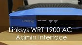 Linksys Smart Wi-Fi Portforwarding - YouTube