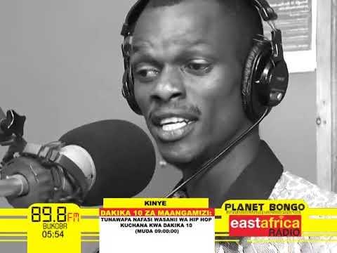 Dakika 10 Za Maangamizi  - Kinya | Planet Bongo