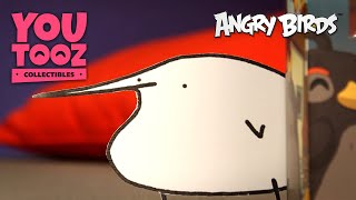 Angry Birds Youtooz Collectibles   Unboxing #2