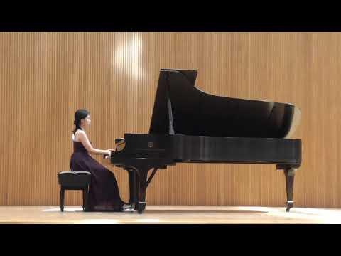 Islamey Oriental Fantasy Op 18 by Balakirev (Janet Wu, Pianist)