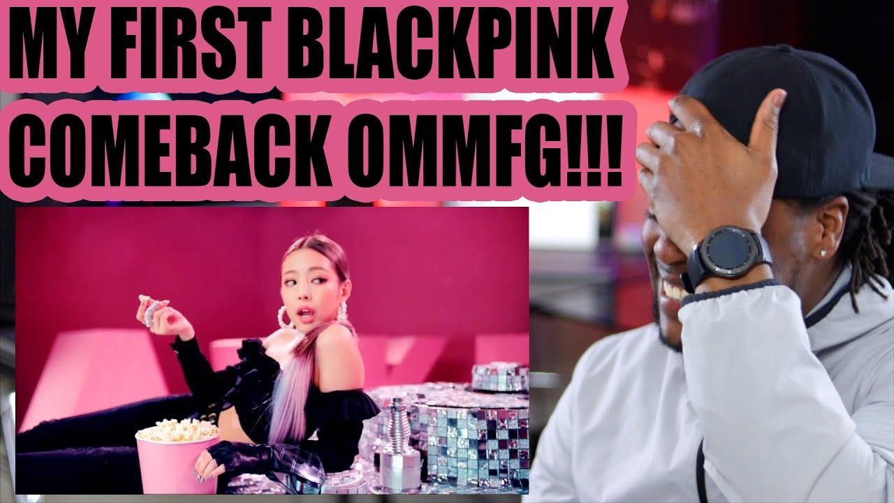 BLACKPINK - '뚜두뚜두 (DDU-DU DDU-DU)' M/V | MY FIRST BP COMEBACK!!! | REACTION!!!