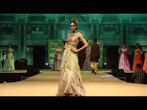 VIDESHI VOGUE @IFJD FASHION SHOW 2017@RAJKOT